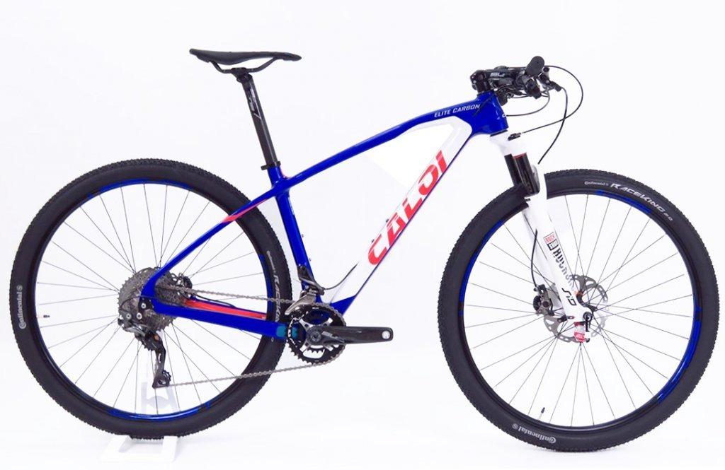 678b19884 Bicicleta 29 Caloi Elite Carbon Team 2018 Xtr22v 17 19 - R  13.999 ...