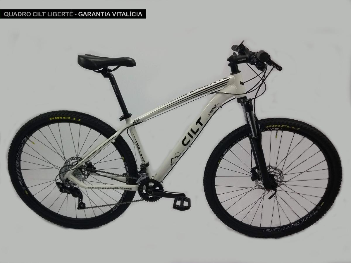 6223db113 bicicleta 29 cilt liberté 24v shimano acera hidráulico l630. Carregando  zoom.