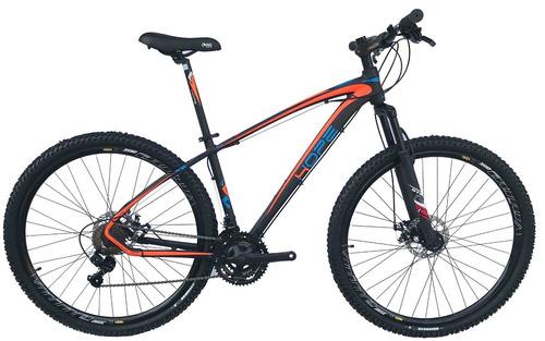 bicicleta 29 hope one 21v cambios shimano freio a disco