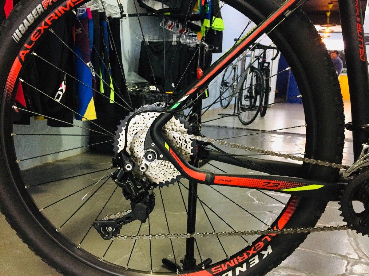 a65880532 bicicleta 29 oggi big wheel 7.3 deore 20v (2019). Carregando zoom.
