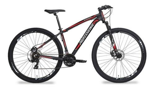 bicicleta 29 professional shimano altus 24v freio hidráulico