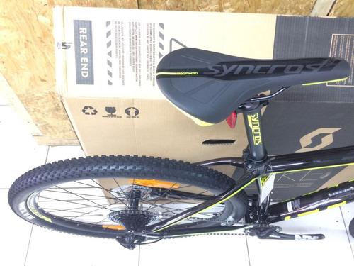 bicicleta 29 scott scale 980 grupo sram nx 11v m l rockshox!