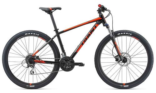 bicicleta 29er - 27.5 giant talon 3 hidraulica acera 2018