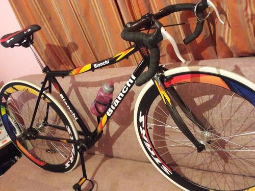 bicicleta a cardan