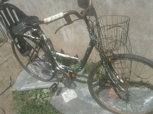 bicicleta a reparar