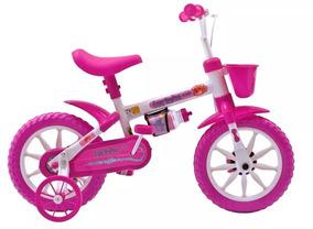 dedd6ded7 Bicicleta Infantil Ferinha Fischer Aro 12 - Bicicletas Infantis no Mercado  Livre Brasil