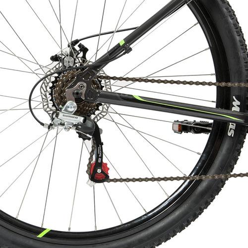 bicicleta adulto mountain bike caloi aro