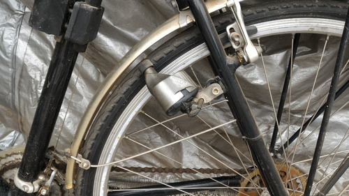 bicicleta alema centurion