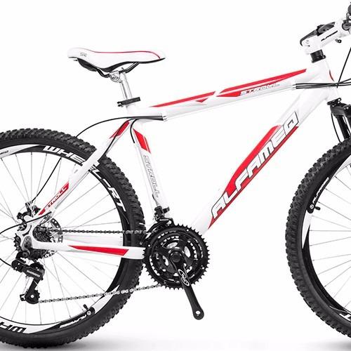 bicicleta alfameq aro