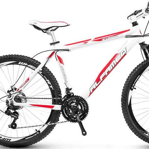 38799926b Bicicleta Alfameq Stroll Aro 29 Freio À Disco E Kit Shimano - R  975 ...