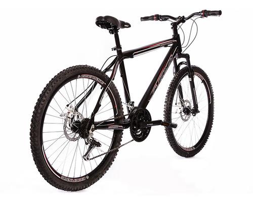 bicicleta alfameq ecensse - aro 26 com freio a disco 21v