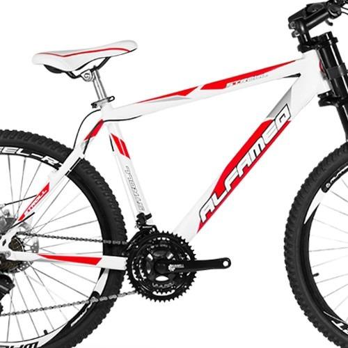 d70343b68 Bicicleta Alfameq Stroll 26 Freio Á Disco E Susp Downhill - R  979 ...