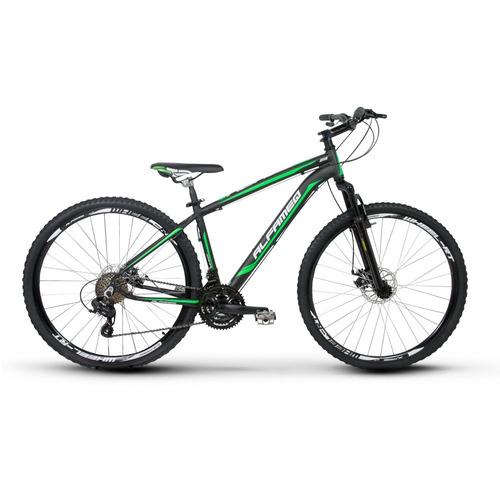 bicicleta alfameq zahav 29 quadro 19 21 v frete grátis