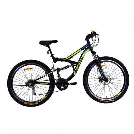 bicicleta alpinextrem hombre aro 27,5 suspensión delantera