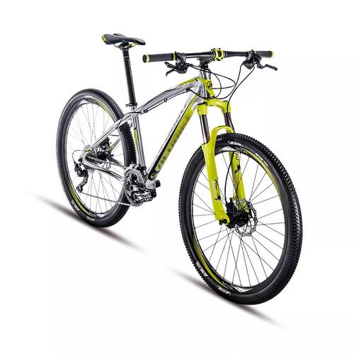 bicicleta alubike mtb a27.5 pro 2017 componentes shimano