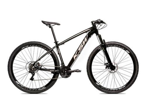 bicicleta alum 29 ksw cambios gta 24 vel a disco ltx