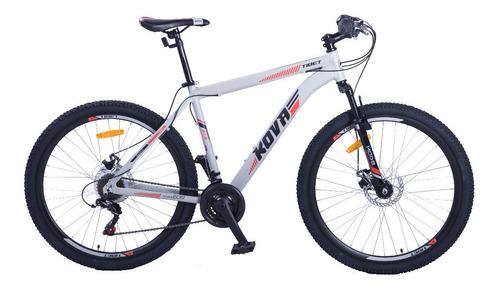 bicicleta aluminio freno de disco cambios shimano imperio