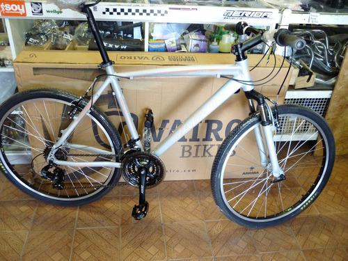 bicicleta aluminio vairo 3.0 rodado 26 envío gratis