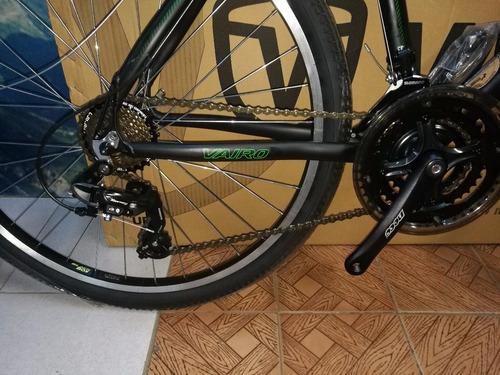bicicleta aluminio vairo 3.0 rodado 26 envio gratis pais