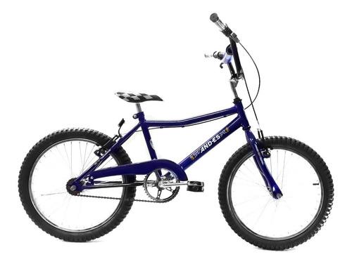 bicicleta and-es bmx rodado 20 niño colores vs