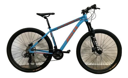 bicicleta andes thunder 29 - 27vel freno a disco hidraulico