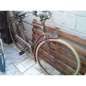 Bicicleta Antiga Monark Decada De 50 Original