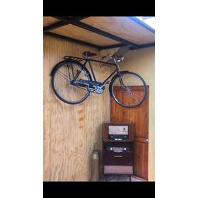 Bicicleta Antigua Años 50 Frenos De Varilla