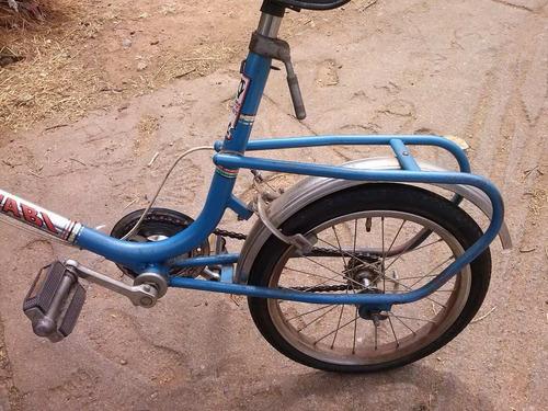 bicicleta antigua aro 16 marca fanabi