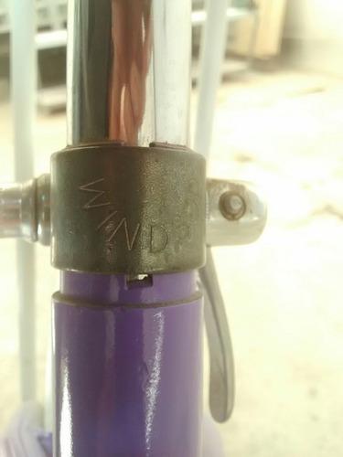 bicicleta antigua clasica riviera sears rodada 20 windsor