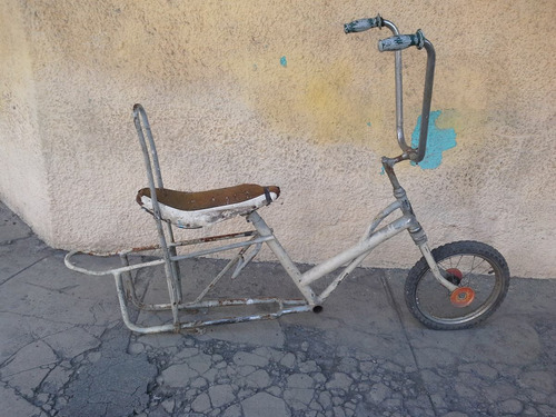bicicleta antigua coleccionable!