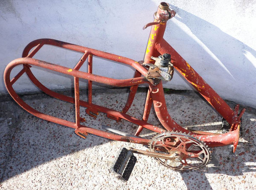 bicicleta antigua cuadro de bicicleta plegable - tengo otras
