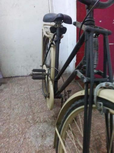 bicicleta antigua cucciolo italiana del año 1930