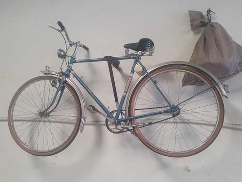 bicicleta/ antigua de colección rixe alemana original