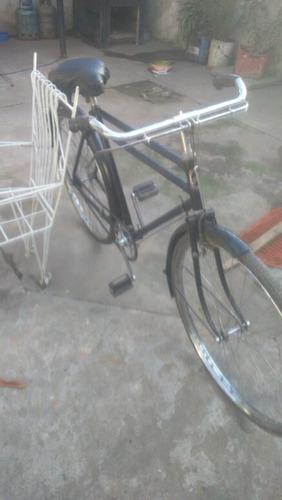 bicicleta antigua en buenas condiciones