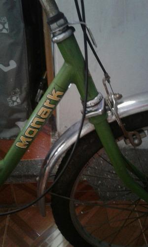 bicicleta antigua monark super 70