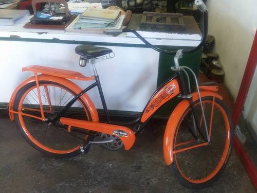 bicicleta antigua monark super cruiser firestone 40's-50's