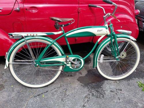 bicicleta antigua repro. vintage 5 star columbia 1950's