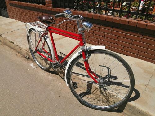 bicicleta antigua standar