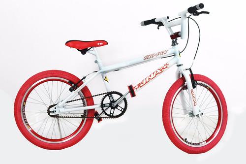bicicleta aro 20 bmx cross freestyle aero varias cores