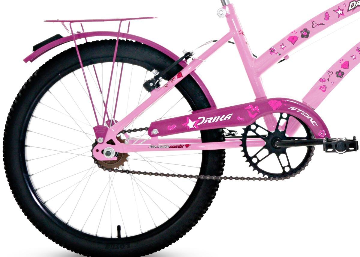 7a0ebcf0a bicicleta aro 20 infantil drika stone bike. Carregando zoom.