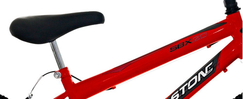 bicicleta aro 20 infantil masculina sbx