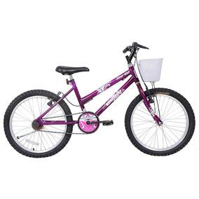 7eeeeee1f Bicicleta Aro 20 Fischer Fast Girl - Ciclismo no Mercado Livre Brasil