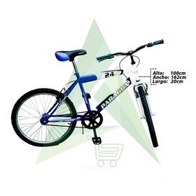 Bicicleta Aro 24 / 21 V-  Incluye Plan De Asistencia 6 En 1