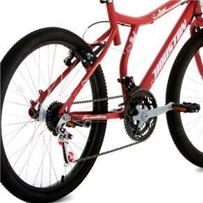 e55dd5be6 Bicicleta Aro 24 Houston Bristol Peak 21 Marchas Vermelho - R  499 ...