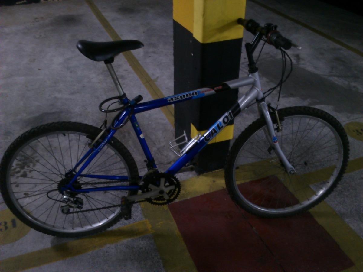 5ac28d0f4 bicicleta aro 26 caloi aspen extra 21 marchas + vel.digital. Carregando  zoom.