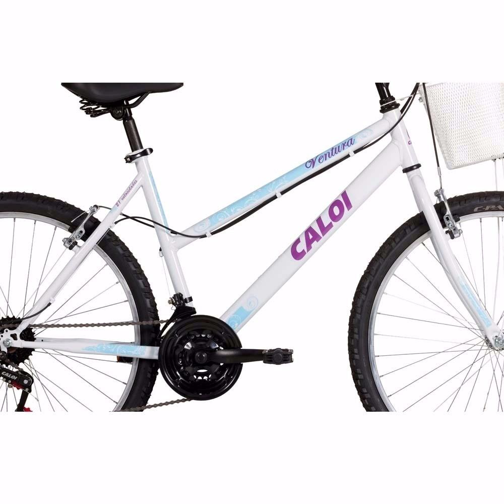 c5719b042 bicicleta aro 26 caloi ventura 21 marchas. Carregando zoom.
