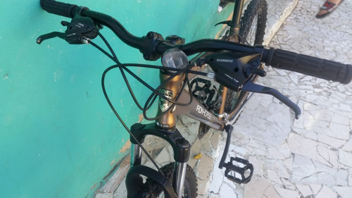 bicicleta aro 26 doble frenos disco perfectas condiciones