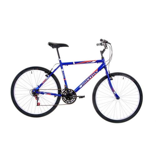 bicicleta  aro 26 foxer hammer azul