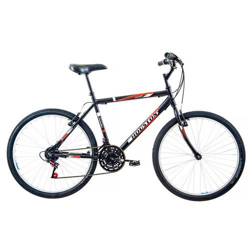 bicicleta  aro 26 foxer hammer preto