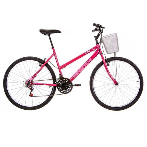 bicicleta aro 26 foxer maori rosa pink